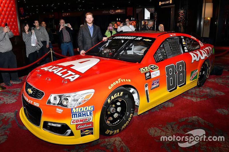 Startnummer 88: Dale Earnhardt Jr. (Hendrick-Chevrolet)