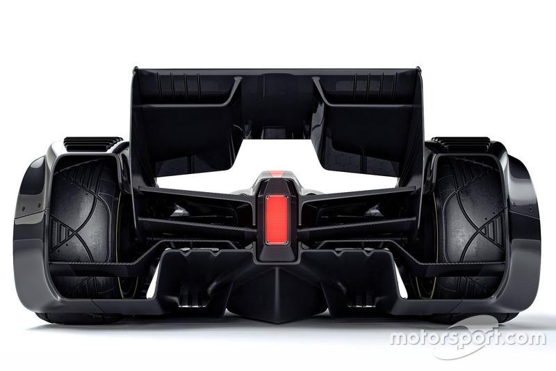 McLaren MP4-X Konsepti