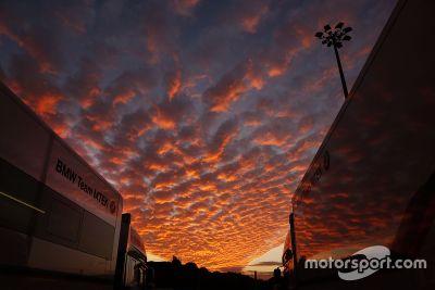 Jerez, test di November