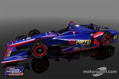 Annonce de Matthew Brabham à l'Indy 500