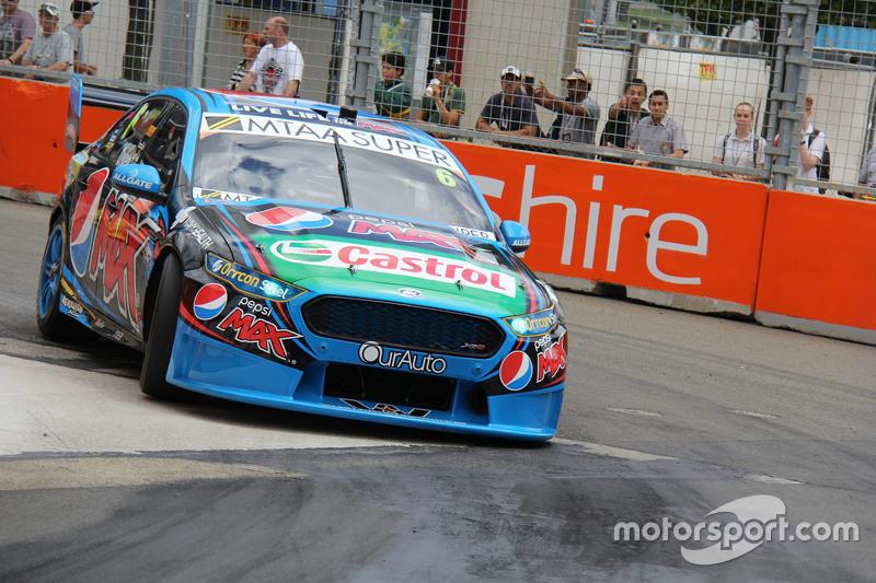 Steve Owen, Prodrive Racing Australia, Ford