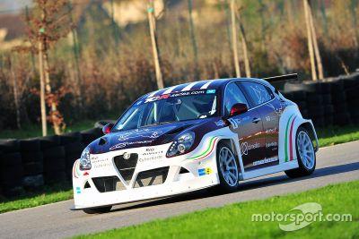 Alfa Romeo prueba Noviembre
