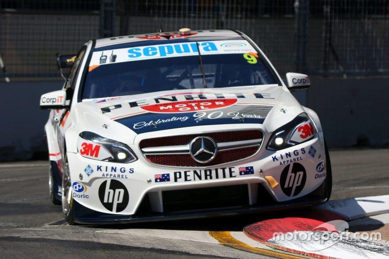 Will Davison, Erebus Motorsport, Mercedes