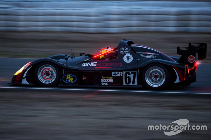 #67 ONE Motorsports Radical SR3: Jeff Shafer, Джон Фелб, Шон Рейхолл