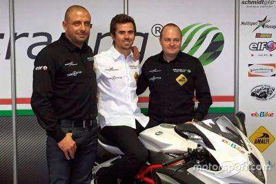 Presentazione Nico Terol con il team Schmidt Racing