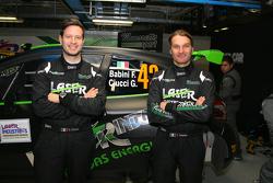 Fabio Babini ve Giacomo Ciucci, Peugeot 208 T16