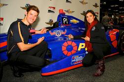 Matt Brabham mit Taya Kyle