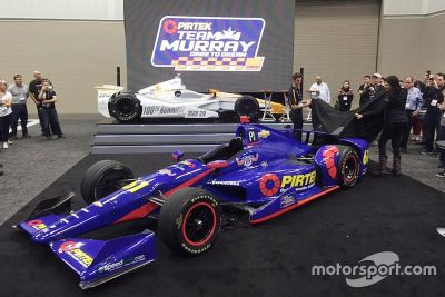 Matt Brabham Indy 500 announcement