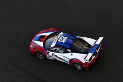 السيارة رقم 25 إف إف كورسي فيراري 458 إيطاليا: جوني موليم، تشارلي هولينغز، كيث دنبار