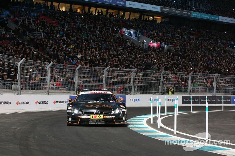 Pascal Wehrlein, HWA AG Mercedes-AMG DTM