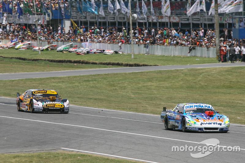 Мартін Понте, Nero53 Racing Dodge, Леонель Пернія, Las Toscas Racing Chevrolet