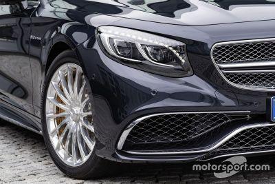 Presentación del Mercedes-AMG S65 Cabriolet