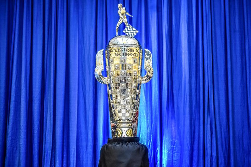 Die Borg-Warner Trophy