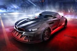 Darth Vader, BMW Z4