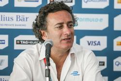 Alejandro Agag, CEO Fórmula E