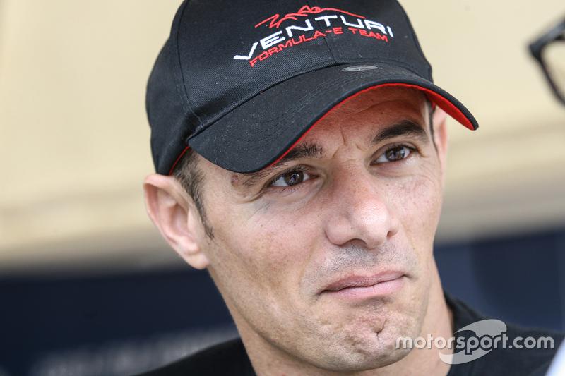 Stephane Sarrazin, Venturi Formula E Team