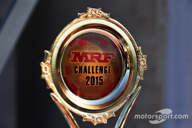 MRF challenge trophy