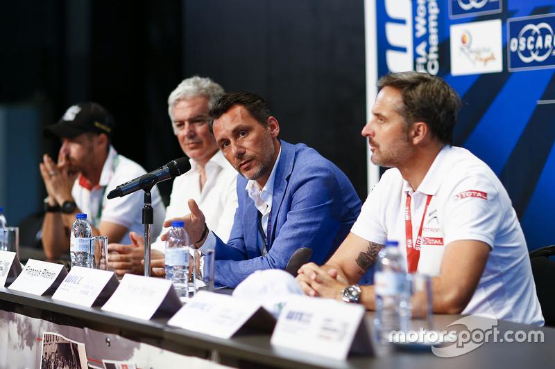 François Ribeiro, Eurosport Events Motorsport Director