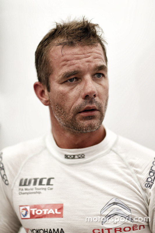 Sébastien Loeb, Citroën World Touring Car team