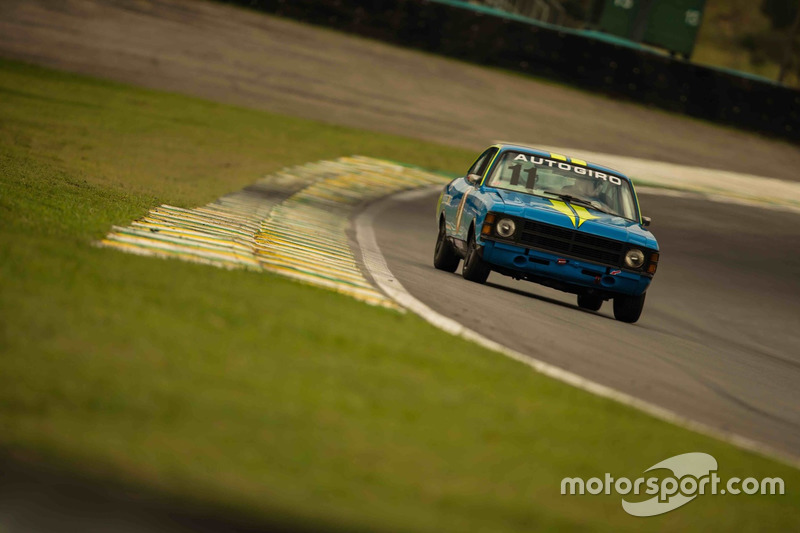 Old Stock Race em Interlagos