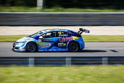 Rickard Rydell, Honda Civic WTCC, Nika International