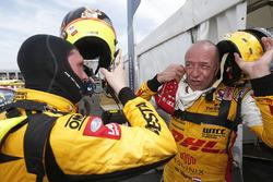 亚普·范拉根,拉达Vesta WTCC, 拉达车队;汤姆·克罗内尔,雪佛兰RML Cruze TC1, ROAL车队