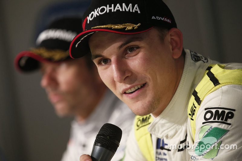 Press conference: Hugo Valente, Chevrolet RML Cruze TC1, Campos Racing