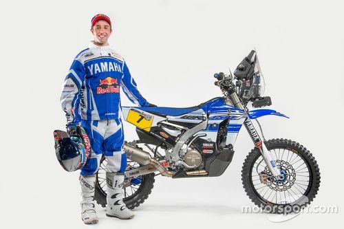 Präsentation der Yamaha-Fahrer