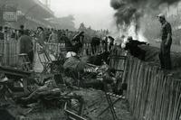 Katastrophe nach dem Unfall von Pierre Levegh, Mercedes