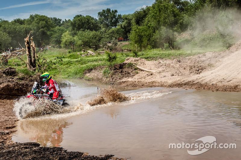 4. #26 Honda: Jean de Azevedo