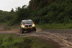 Эмилиано Спатаро и Бенджамин Лосада, #317 Renault
