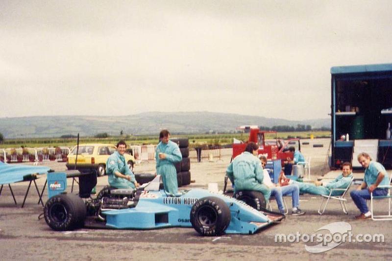 4. March 881, Формула 1