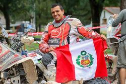 #265 Yamaha: Alexis Hernandez