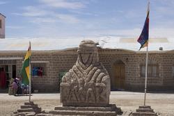 Dakar Bolivia atmosphere