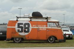 Brumos VW van