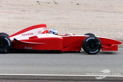 Toyota Formule 1-lancering