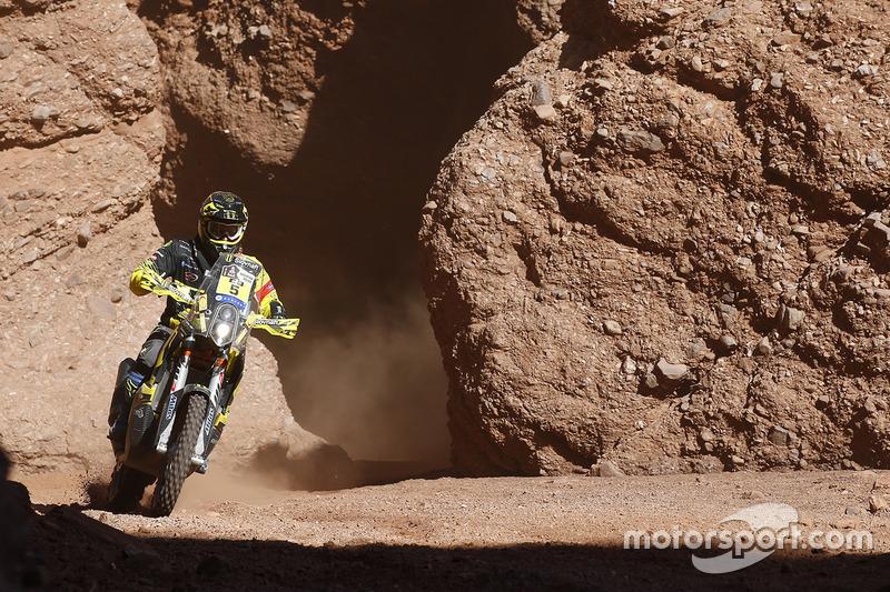 #5 KTM: Stefan Svitko