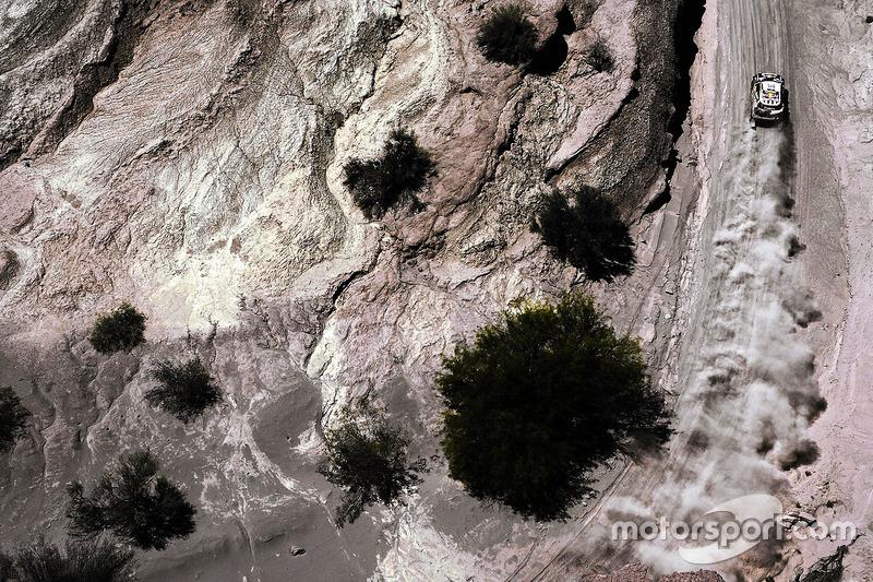#4: Natur pur bei der Rallye Dakar