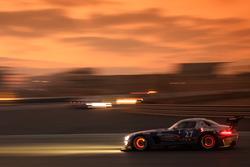 #27 SPS automotive-performance Mercedes SLS AMG GT3: Alex Müller, Tim Müller, Lance-David Arnold, Valentin Pierburg