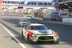 #30 Ram Racing Mercedes AMG GT3: Paul White, Tom Onslow-Cole, Thomas Jäger, Stuart Hall, Roald Goethe
