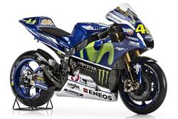 Yamaha YZR-M1 for Valentino Rossi, Yamaha Factory Racing