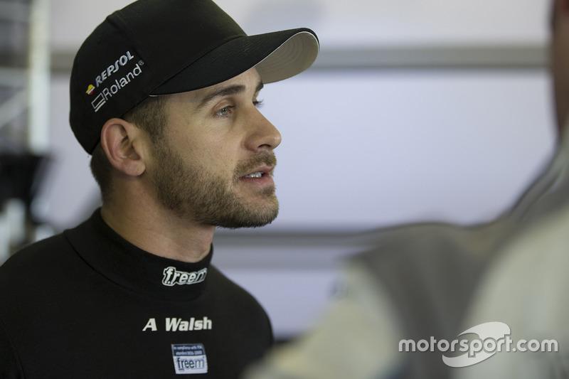 Ash Walsh Porsche Carrera Cup Australia announcement