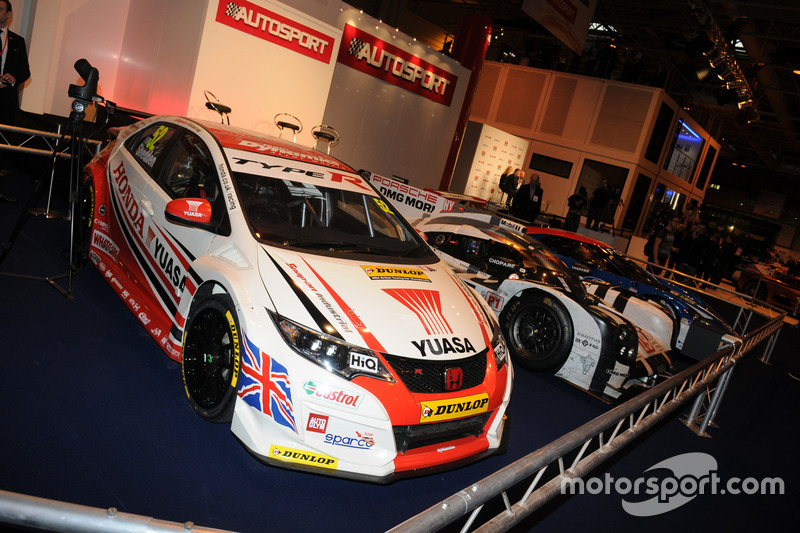 honda yuasa racing civic type r a autosport international. Black Bedroom Furniture Sets. Home Design Ideas