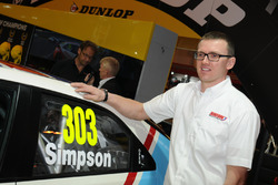 Matt Simpson, Speedworks Motorsport, Honda Civic Type R