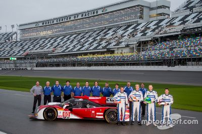 Tests in Daytona, Januar