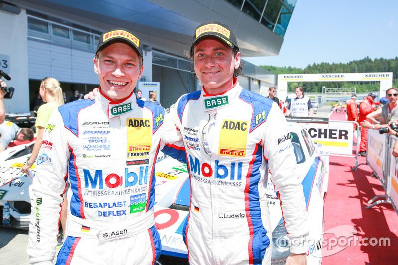 Sebastian Asch und Luca Ludwig