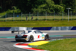 #3 C. Abt Racing Audi R8 LMS ultra: Андреас Вайсхаупт, Кріштер Йонс