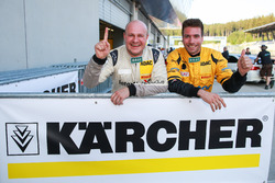 #25 Reiter Engineering Lamborghini Gallordo R-EX: Tomas Enge en #36 GW IT Racing Team Schütz Motorsport Porsche 911 GT3 R: Phillip Eng