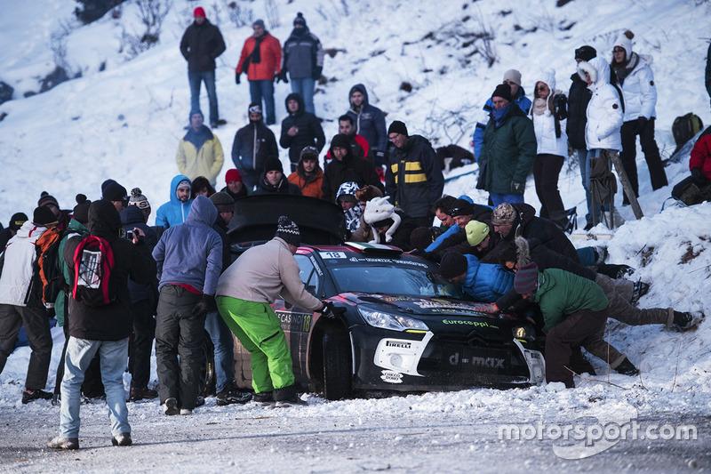 Re Felice, Mara Bariani, Citroën DS3