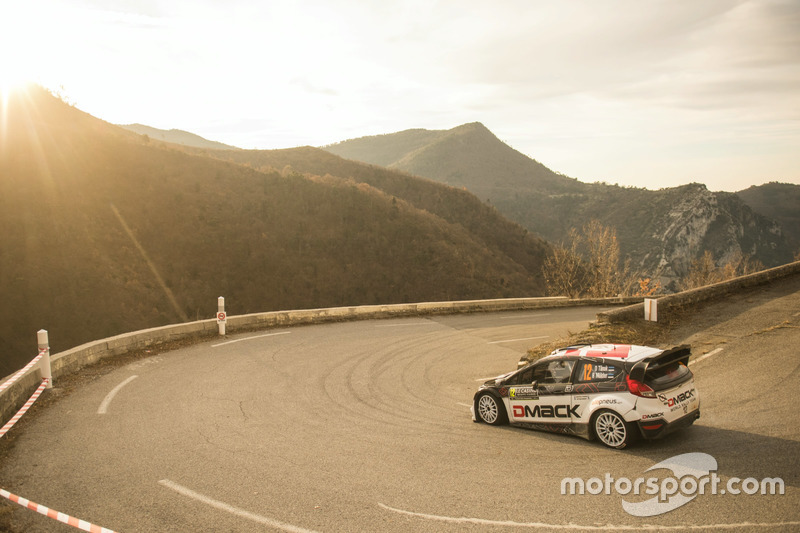 Отт Тянак и Мольдер Райго, DMACK World Rally Team